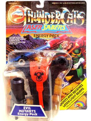 Black Laser Saber