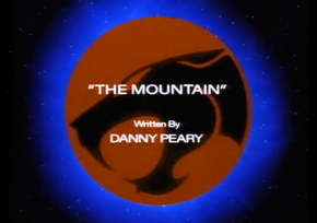 The Mountian - Title Card