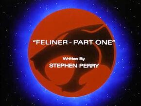 Feliner Part1 Title Card