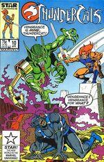 Thundercat comic US 10