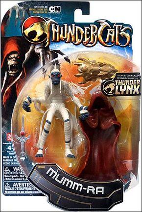 Bandai ThunderCats Mumm-Ra Action Figure Boxed - 01