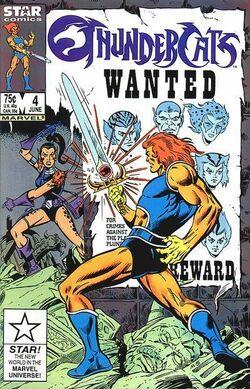 Thundercat comic US 4