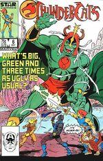 Thundercat comic US 6