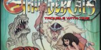 ThunderCats Vol.4: Trouble With Time (Big Box)