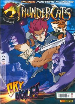 ThunderCats (Panini UK) - 005
