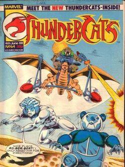 ThunderCats (UK) - 064