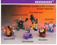 LJN Berserkers