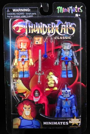 TC Minimates Series 1 Box