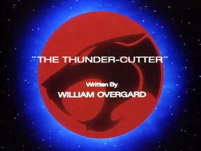 Thunder-Cutter Title Card