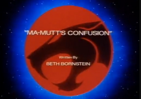 Ma-Mutts Confusion - Title Card