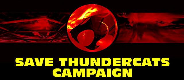 File:Save Thundercats Banner.jpg