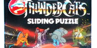 Lion-O Sliding Puzzle