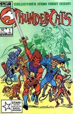 Thundercat comic US 1
