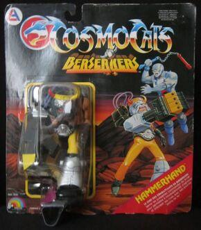 Cosmocats Hammerhand MOC