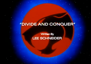 Divide and Conquer - Title Card