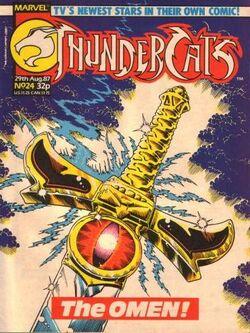 ThunderCats (UK) - 024