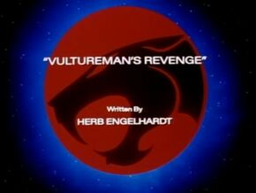 Vulturemans Revenge Title Cardd