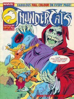 ThunderCats (UK) - 058