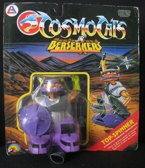 Cosmocats Top Spinner MOC