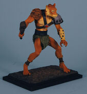 Icon Heroes Jackalman Staction Figure - 003