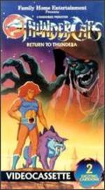Return to Thundera VHS