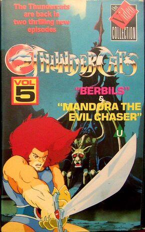 Berbils VHS UK