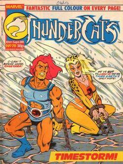 ThunderCats (UK) - 078