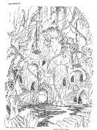Original Concept Art - Castle Plun-Darr - Inside - 001