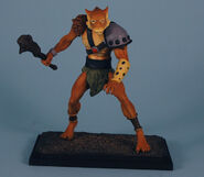 Icon Heroes Jackalman Staction Figure - 002