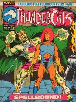 ThunderCats (UK) - 017