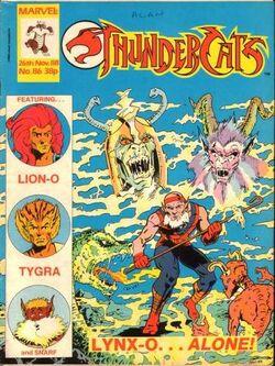 ThunderCats (UK) - 086