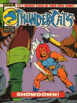 ThunderCats (UK) - 020