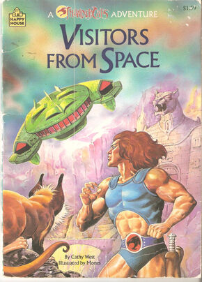 Thundercats Visitors from Space
