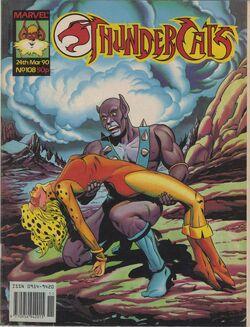 ThunderCats (UK) - 108