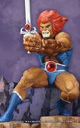 Hard Hero Lion-O Statue - 001
