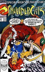 Thundercat comic US 23