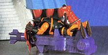 Purple Mutant Attack Sled