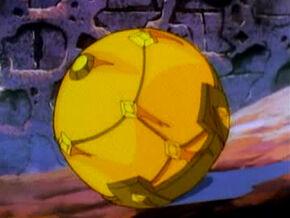 Golden Sphere of Seti