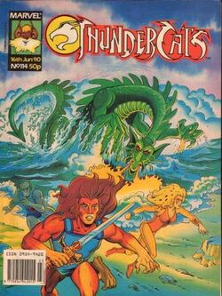 ThunderCats (UK) - 114