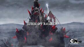 Curse of Ratilla Title Card