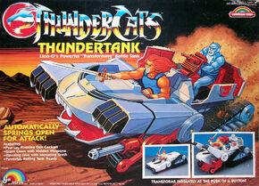LJN Thundertank Box