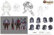 Original Concept Designs 2011 - Panthro - 001