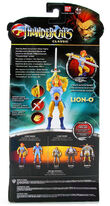 Bandai Classic Lion-O 8 inches Box back