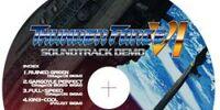 Thunder Force VI SOUNDTRACK DEMO