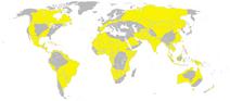 Yellow Zones