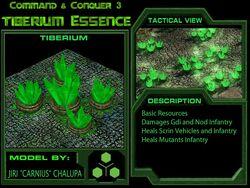 TEManual Tiberium