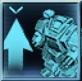 Pilot training icon