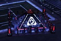 Laser fence