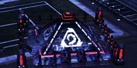 Laser Fence Hub