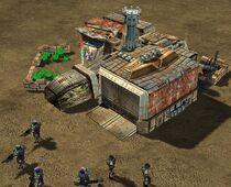 Mutant merc outpost ingame